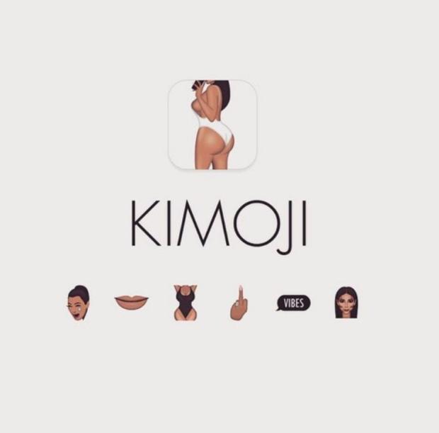 kimoji app